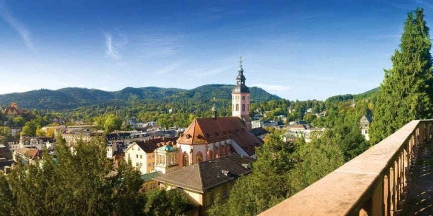 Stadtansicht Baden-Baden