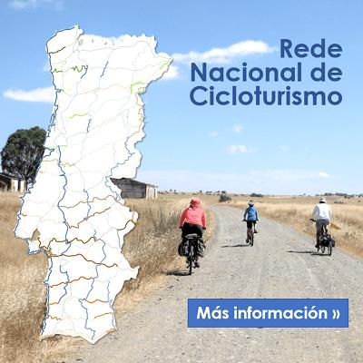 Banner Rede Nacional de Cicloturismo