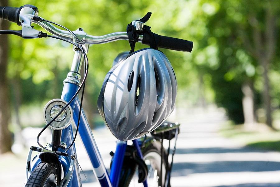 Casco de la bicicleta