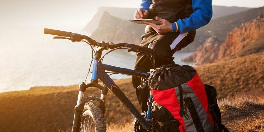 Organizar tus rutas en bicicleta