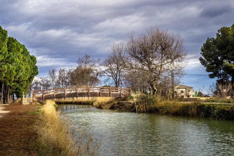 Canal de Aragón